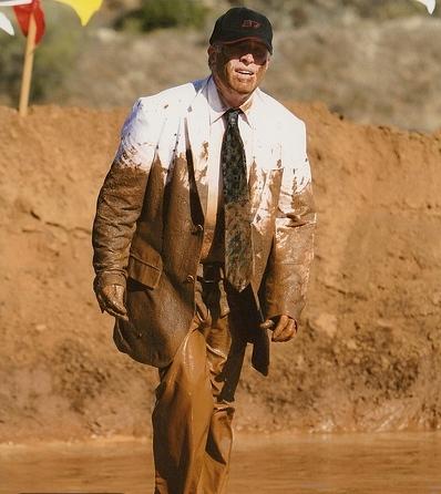 Muddy Suit